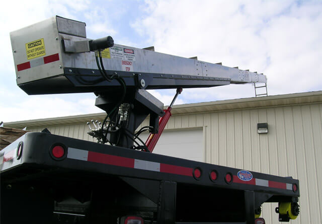 Ultimate Shingle Conveyor Post